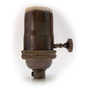 Vintage Light Bulb Sockets
