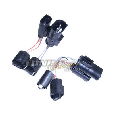 Headlight Adapter Cable Loom Set Xenon / Facelift for Bmw 5er E39