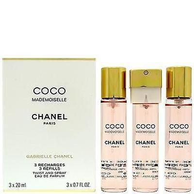 Chanel Coco Mademoiselle Edp Twist & Spray