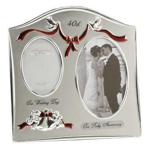 Ideas For 40th Wedding Anniversary Gifts: 40th Anniversary Gifts