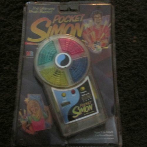Pocket Simon Ebay