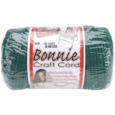 Pepperell Bonnie Macrame Craft Cord 6mm 100 Yards - 257531