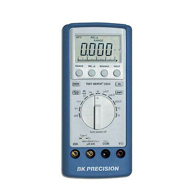 Bk Precision 390a 3 34 4000 Count Digital Multimeter Wusb Interface