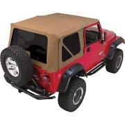 Jeep TJ Frame