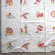 Vintage Mexican Tablecloth