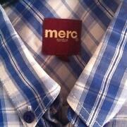 Mens Button Down Check Shirt