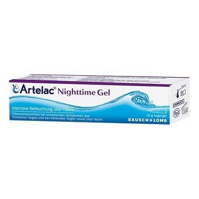 ARTELAC Nighttime Gel 10g 07707211