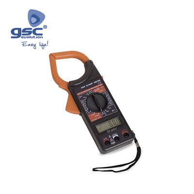 Tester Multimetro digital tension 750v AC 1000 DC voltimetro Pinza amperimetrica