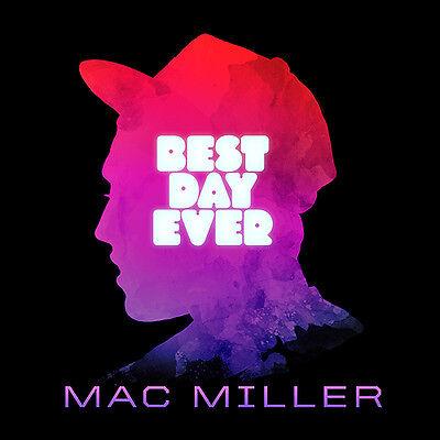 Mac Miller - Best Day Ever Mixtape CD