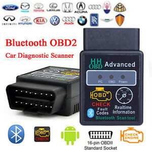 Check engine light and codes Bluetooth OBD2 100% NEW