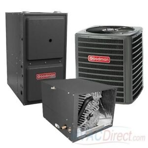 Brand New Goodman AC starting from as low as 29.99 a month