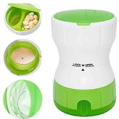 Pill Crusher Pill Grinder Pulverizer Tablet Vitamin Grind into Powder for Mul...