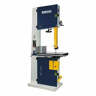 18 Pro Bandsaw 4 Hp Motor 19 Resaw W Tool Less Guides Quick Adjust Fence