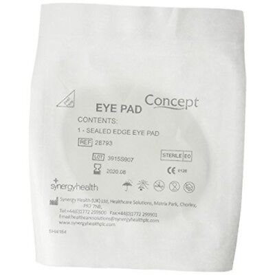 CLS VC28793 Eye Pad Sterile (Pack of 50)
