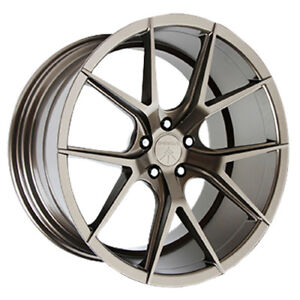 Looking for a set of BRONZE Verde Axis wheels/rims