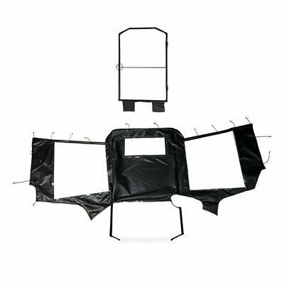 All Weather Enclosure Skid Steer Loaders 540 640 740 840 Compatible With Bobcat