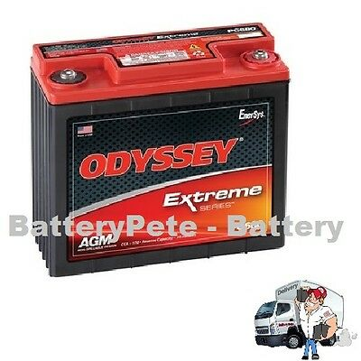 BMW: F-K-R-Series Odyssey PC680 AGM Battery - Replaces 51814 & 51913 Battery
