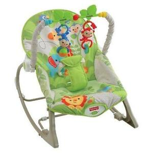 Fisher Price Rocker: Bouncers & Vibrating Chairs  eBay