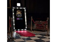 Just £29 Deposit! Hollywood Magic Mirror Photo Booth *Hire* Manchester, Lancashire, Liverpool etc