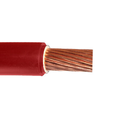 250 6 Awg Thhn Thwn Red Stranded Copper Conductor Building Wire 600v Usa