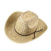 Straw Cowboy Hat Lot