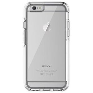 sports shoes fc49a bfd93 Otterbox Symmetry Series Case for Apple iPhone 6 6s - Clear Crystal
