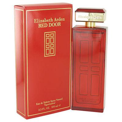 Red Door By Elizabeth Arden 3 3   3 4 Oz Edt Perfume For Women New In Box