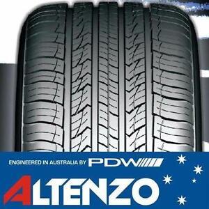 LIQUIDATION!! PNEUS ALTENZO SPORT NAVIGATOR 275-40-20 ET 315-35-20 POUR BMW X5 X6 20'' ***EN STOCK***