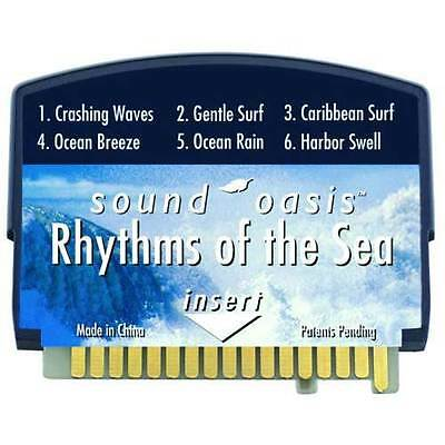 Sound Oasis Rhythms of the Sea Ocean Sounds Card Relax for sale  Shipping to India