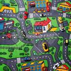 Road Map Carpet