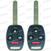 2003 Honda Accord Key