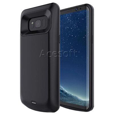 USA Seller 5000mAh Battery Charger Case f C Spire Samsung Galaxy S8 G950U Phones for sale  Diamond Bar