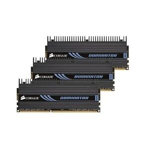 6 GB (Three 2 GB Sticks) Corsair Dominator DDR3 Ram Regina Regina Area image 1
