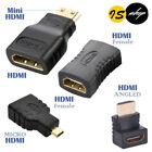 HDMI Mini Female-HDMI Mini Female Video Cables & Adapters