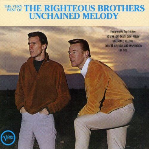 The Righteous Brothe - Very Best of: Unchained Melody [New CD]
