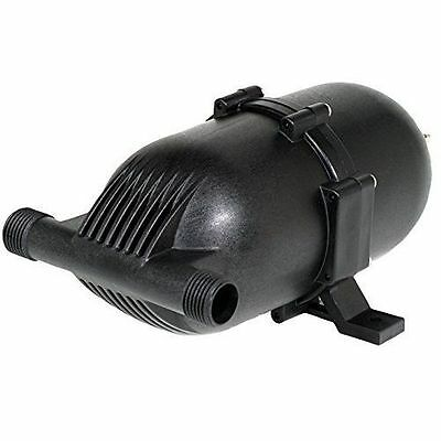 SHURflo Pre Pressurized Accumulator Tank RV Diaphragm Water Pump Faucet Trailer