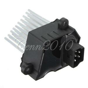 Heater Blower Motor Final Stage Resistor For Bmw E39 E46