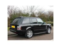 Range Rover Vogue 3.6 V8 TD Fully Loaded with many extras like Sky TV etc...