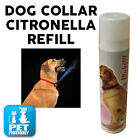 Anti-Bark Dog Collars with Citronella Spray