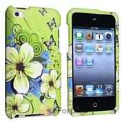iPod Touch Flower Cases