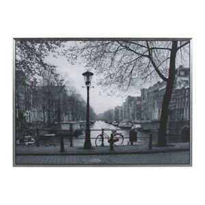 IKEA Large Amsterdam Picture/ Framed Canvas