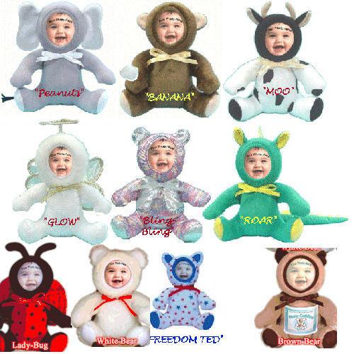 Photo Cuddlers in Wholesale Lot of 48-NIB