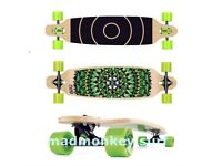 """39"""" Osprey Twin Tip Longboards ( USED ONCE ) Like New!!"""