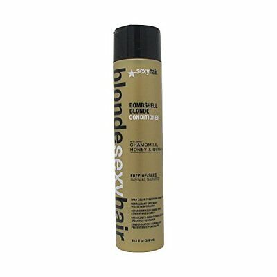 (Sexy Hair Blond Bombshell Blonde Sulfate Free Daily Conditioner, 10.1 Ounce)