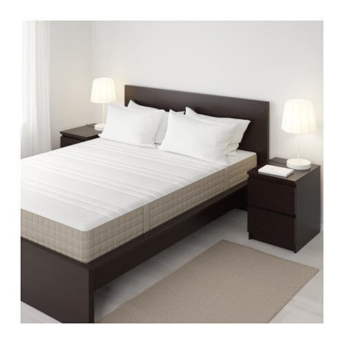 Queen Size Bed Frame Ikea 1 Year Brand New Available On
