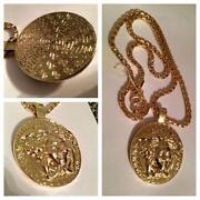 Versace Medusa Chain