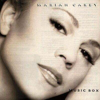 Mariah Carey Music box (1993)  [CD] (Mariah Carey Music)