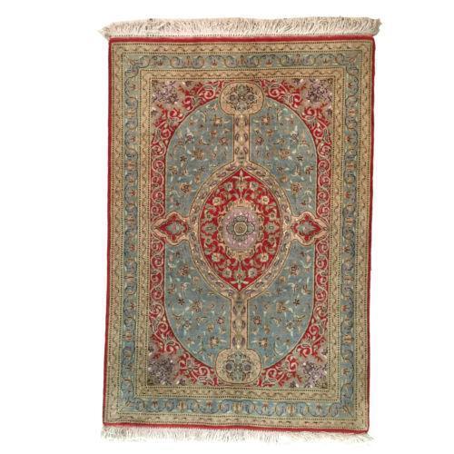 Qum Silk Rug Ebay