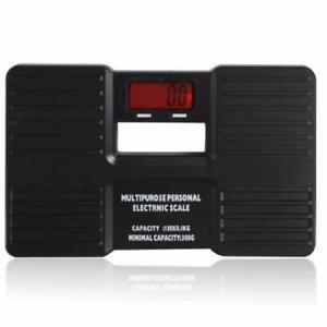 NEW 330LB DIGITIAL LCD ELECTRONIC BODY SCALE 330SC AS LOW AS $12.49 EACH