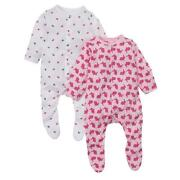 Girls Sleepsuits 18-24 Months